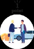 当店は余計な経費がかかっていないので、中古車を高く買い取ることが可能です。
